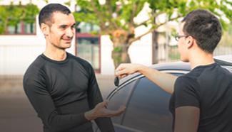 Bonnes questions vendeur auto