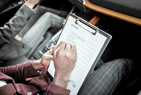 Imprimer la demande de certificat d'immatriculation