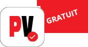 Logo application ParuVendu.fr