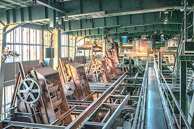Vente local industriel