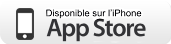 Disponible sur l'iPhone App Store
