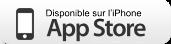 Disponible sur l'iPhone App Store