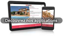 D�couvrez nos applications