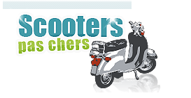 Scooters pas chers, scooters occasion
